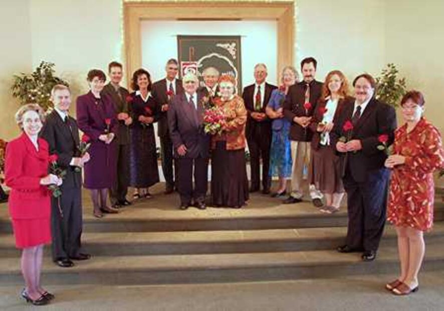 Post Falls Church Celebrates Wedding and Baptism ...