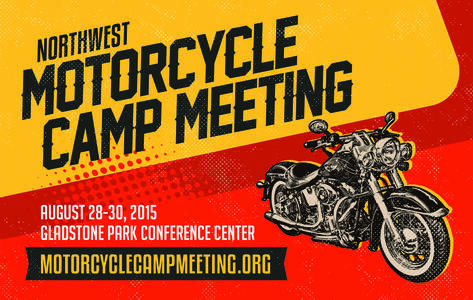 Northwest Motorcycle Camp Meeting | GleanerNow