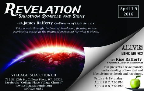 Revelation Salvation Symbols And Signs Gleanernow