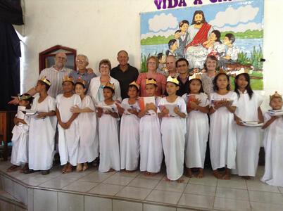 Meridian Members Help Peruvian Kids | GleanerNow