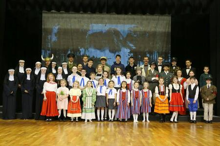 CCA Performs 'Getting to Know the Sound of Music' | GleanerNow