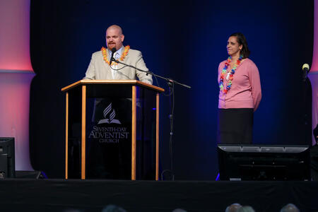 Washington Conference Welcomes New Leaders | GleanerNow