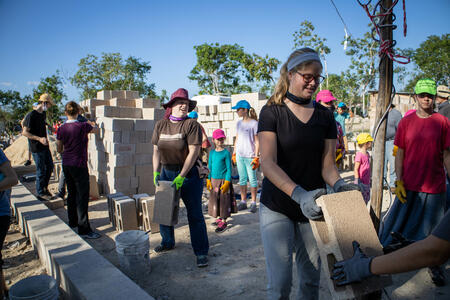 Christmas 2021 Mission Trips Clark Fork Church Members Make Christmas Mission Trip To Mexico Northwest Adventists